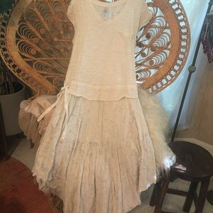 Anthropologie vintage T-shirt dress. Size XS
